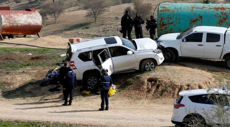 LLL-Live Let Live-Car ramming attack in northern Israel injures one policeman and two Israeli soldiers