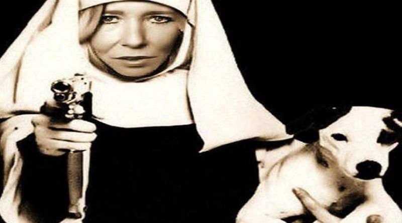 LLL-Live Let Live-ISIS 'White Widow' Sally Jones may be still be alive after she is named as dangerous operative
