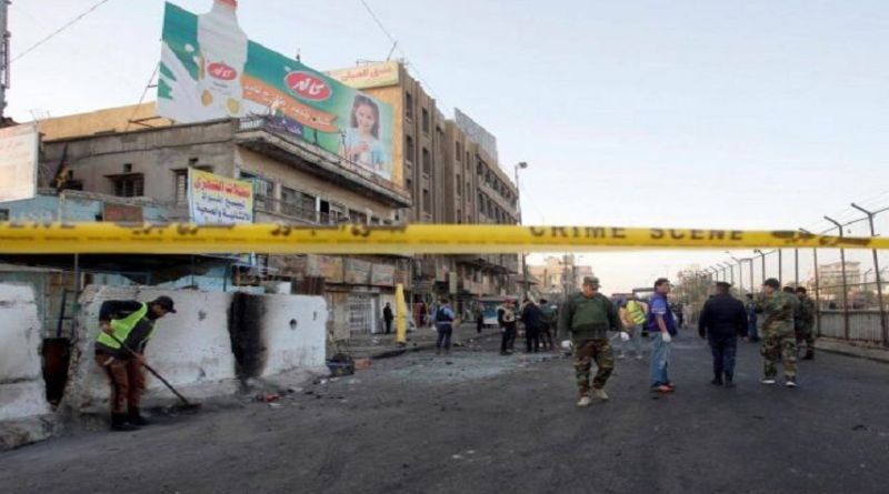 LLL - Live Let Live - ISIS bomb attack kills woman and injures another in eastern Ramadi