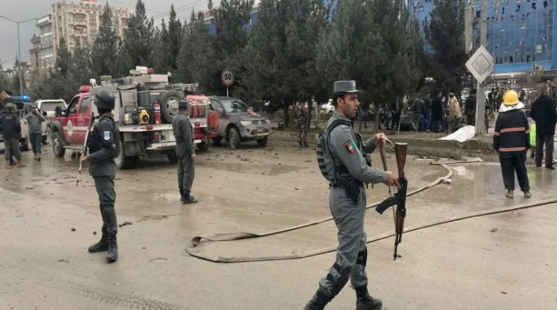 LLL - Live Let Live - ISIS terrorists claim responsibility for Afghan sports stadium explosion
