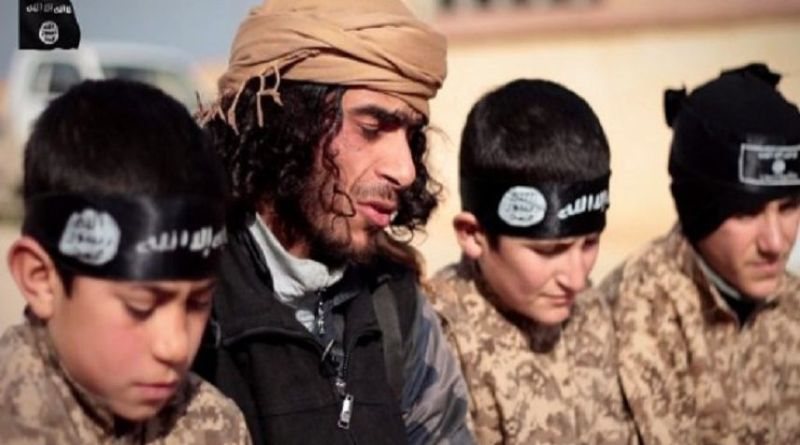 LLL - Live Let Live - Islamic State brainwashes Yazidi children into fighting in Syria