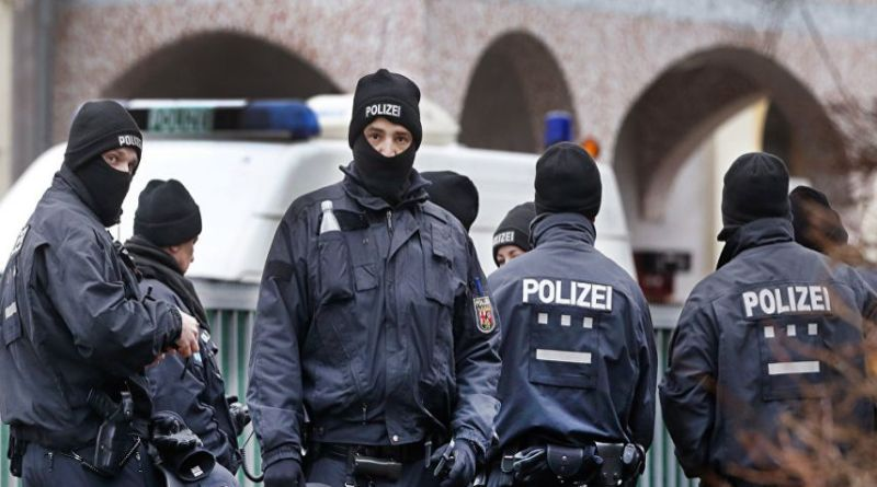 LLL - Live Let Live - Syrian migrant accused of plotting terror Attack in Germany on behalf of ISIS