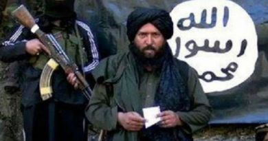 LLL - Live Let Live - Top ISIS leaders Omair and Abu Samaya killed in North of Afghanistan