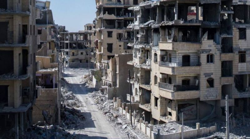 LLL - Live Let Live - ISIS mines have killed over 200 civilians returning to Syria's Raqqa