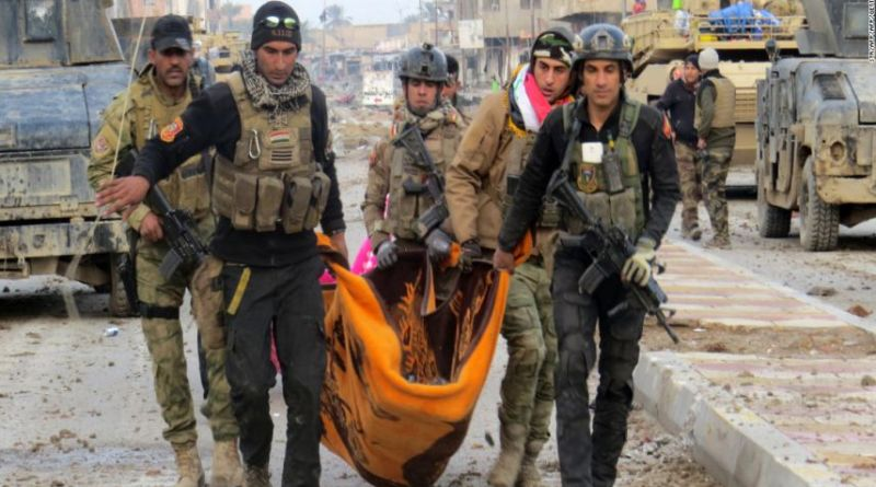 LLL - Live Let Live - ISIS terrorists attacked the Iraqi Army in Anbar province