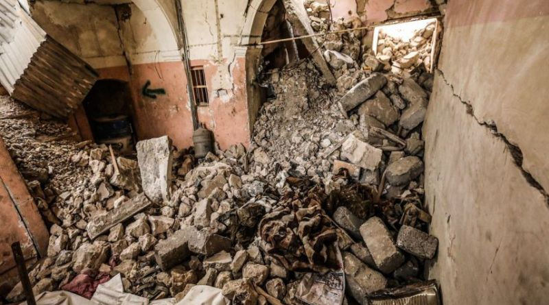 LLL - Live Let Live - Inside the ISIS killing rooms of Mosul