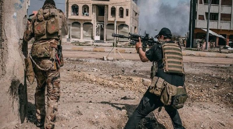 LLL - Live Let Live - Iraqi Army forces arrested six ISIS terrorists in Mosul