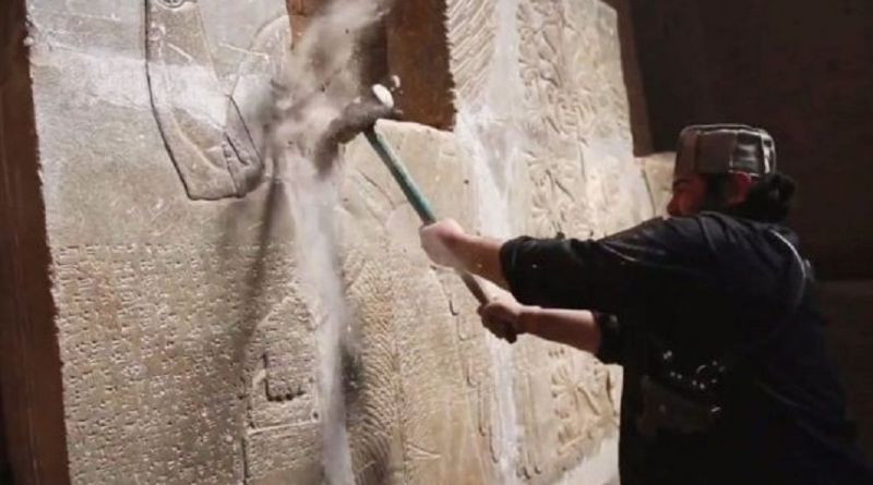 LLL - Live Let Live - Iraqi authorities foiled ISIS terror plot to detonate ancient citadel in Nineveh