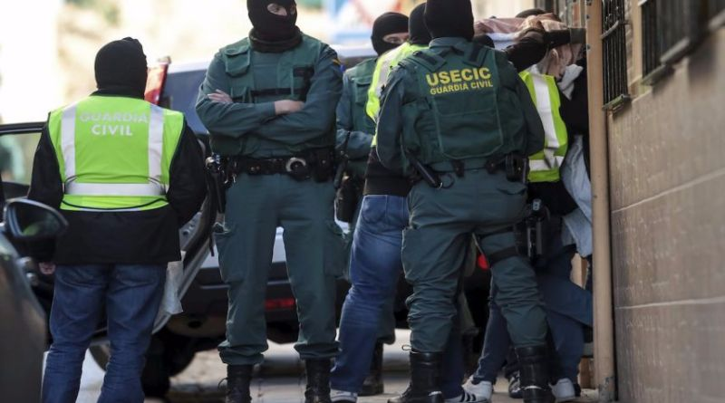 LLL - Live Let Live - Man funding the Islamic State terrorist group detained by the Spanish authorities