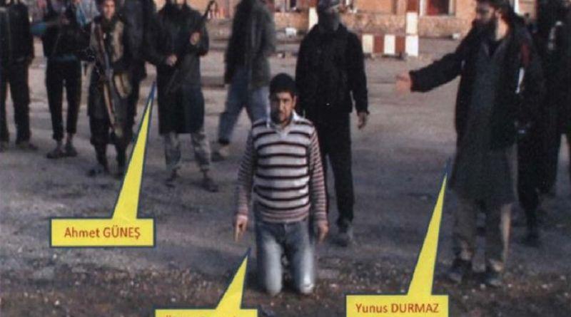 LLL - Live Let Live - Photographs emerge of missing ISIS terror suspect killing prisoner