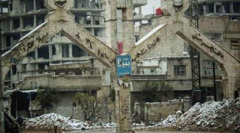 LLL - Live Let Live - Syrian Army forces seek to take southern Damascus from ISIS terrorists