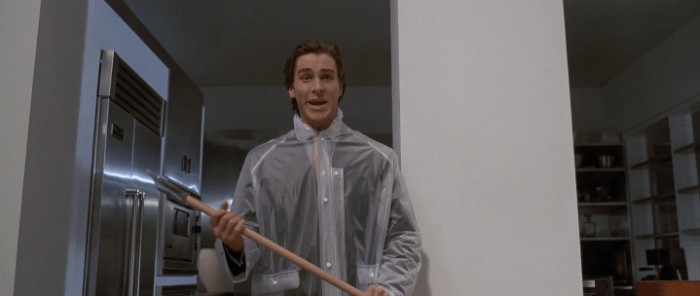 image of Christian Bale in American Psycho
