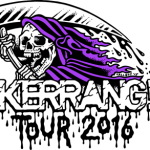 image of Kerrang tour 2016 logo