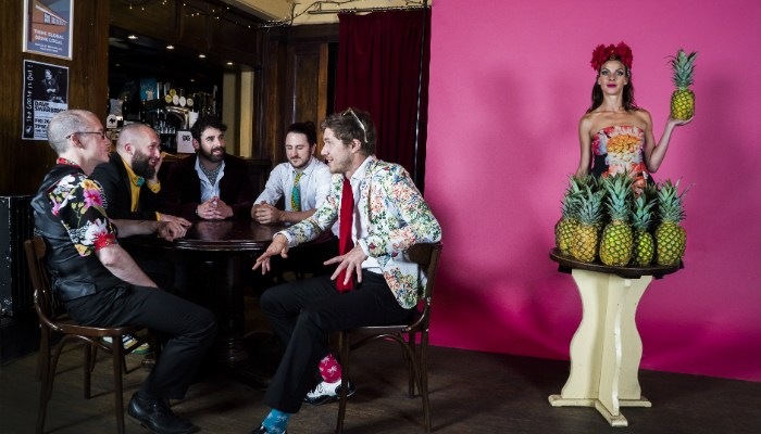 image of Molotov Jukebox with Natalie Tena