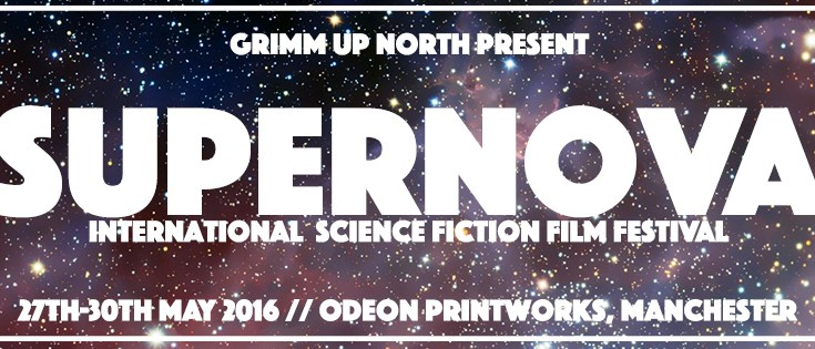 Supernova International Science Fiction Film Festival logo