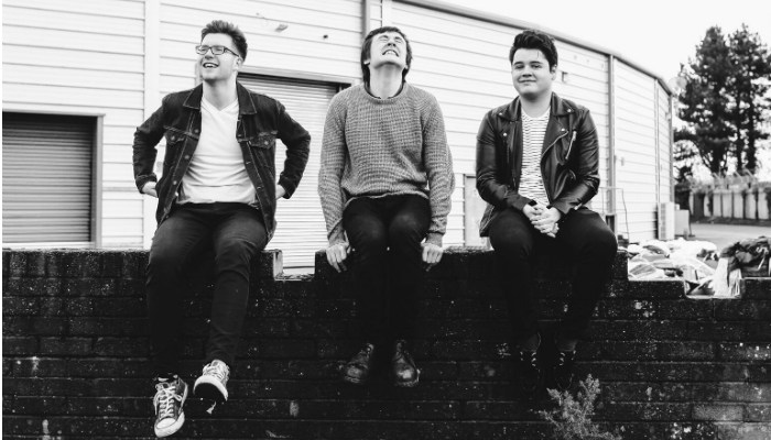 image of Touts - Matthew Crossan, Jason Feenan and Luke McLaughlin