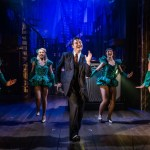 Crazy for you features Tom Chambers as 'Bobby' - image courtesy Richard Davenport