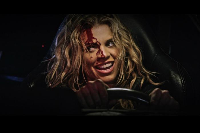 Anna Lynn McCord stars in 68 Kill featured at Grimmfest 2017