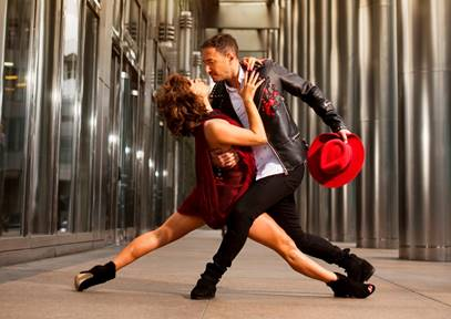 Tango Moderno with Vincent Simone and Flavia Cacace comes to Manchester Opera House