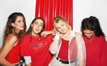 Manchester gigs - Hinds will headline at Manchester Academy two - image credit Alberto Van Stokkum