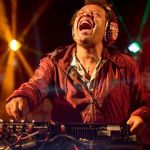 Craig Charles performs at The Lowry