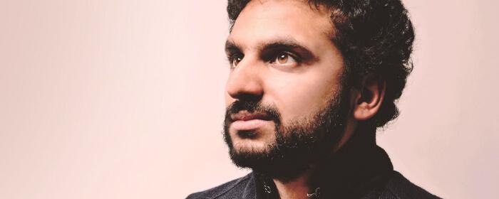 Nish Kumar will perform at The Lowry
