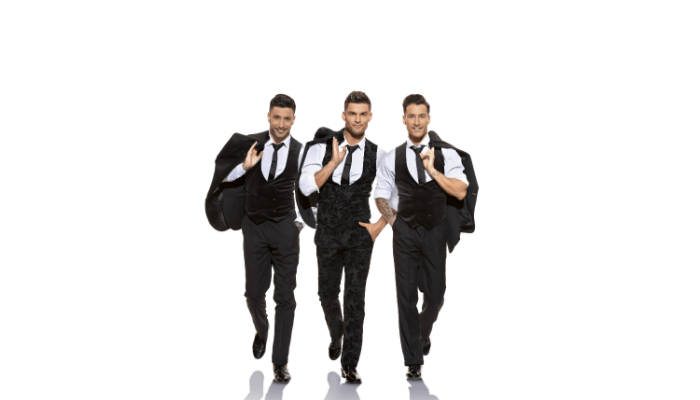 Manchester Dance - Here Come The Boys comes to Manchester Bridgewater Hall