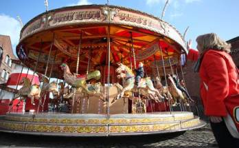 Manchester Science and Industry Museum will have a Victorian Funfair