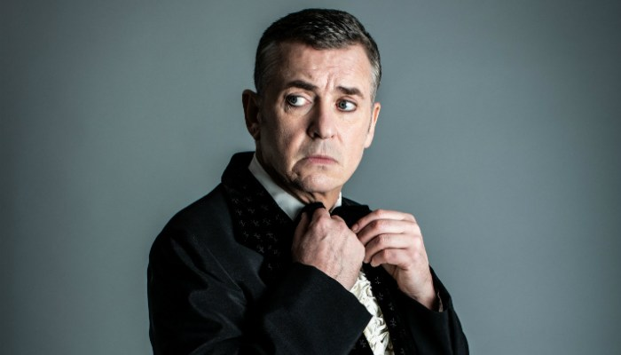 Manchester Theatre - Shane Richie will star in The Entertainer - image courtesy Helen Maybanks
