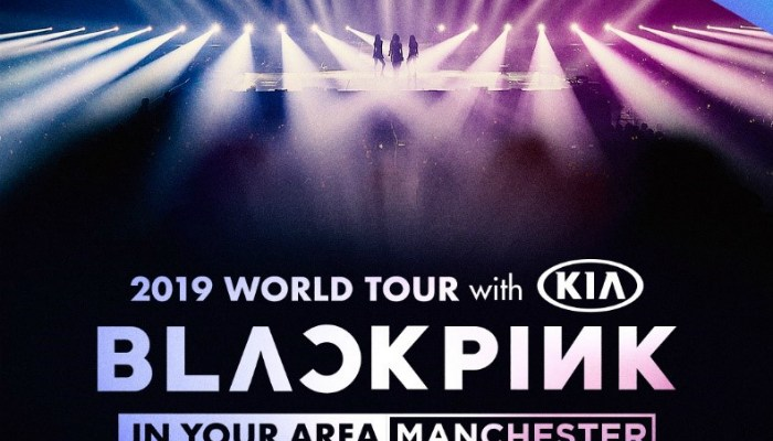 Manchester gigs - Blackpink will headline at Manchester Arena