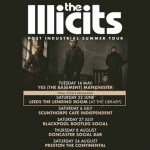 Manchester gigs - The Illicits will headline at YES