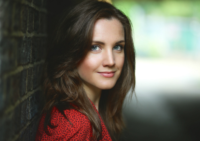 Rossanna Hyland appears in Back To The Future at Manchester Opera House