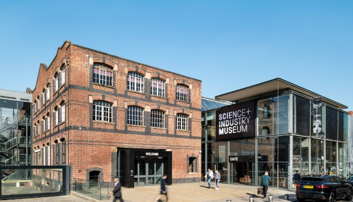 Manchester Science and Industry Museum - image courtesy Science and Industry Museum
