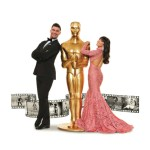 Aljaz and Janette - Remembering The Oscars - press shot1