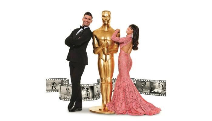 Aljaz and Janette - Remembering The Oscars - press shot1