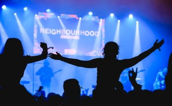 Neighbourhood Festival - image courtesy Anthony Mooney
