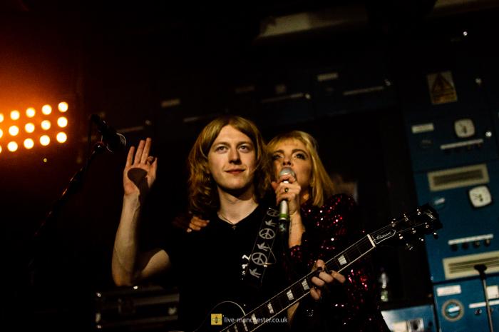 Anteros at Gorilla, Manchester, 17 April 2019