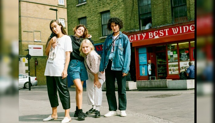 Manchester gigs - Hinds - image courtesy Keane Shaw