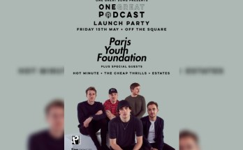 One Great Podcast launch