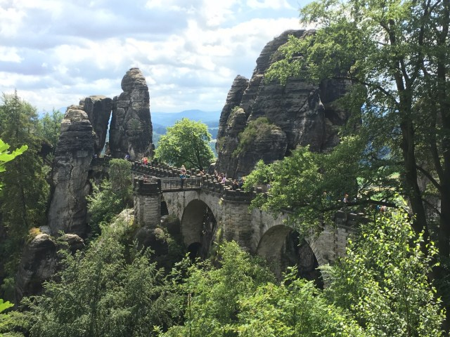 Things to do in Berlin Malwerg Trail - Bastei Bridge