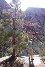 rae lake loop hike day 2