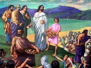 We Are All Familiar With The Famous Story Of Jesus Miraculously Feeding Five Thousand From Loaves And Two Fish