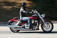 2010 Honda Fury Review Pictures And Review Of The Honda