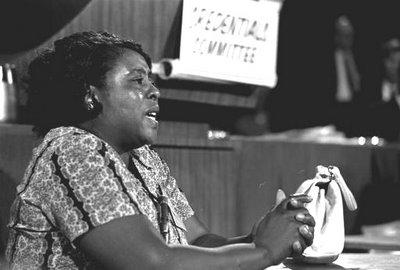 Fannie Lou Hamer pro-life women