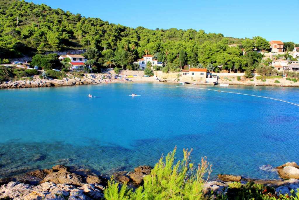 Dalmatian Islands in Croatia