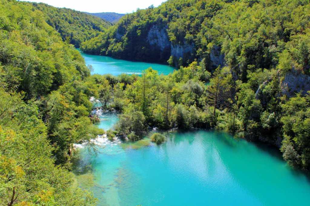 Plitvice National Park Views