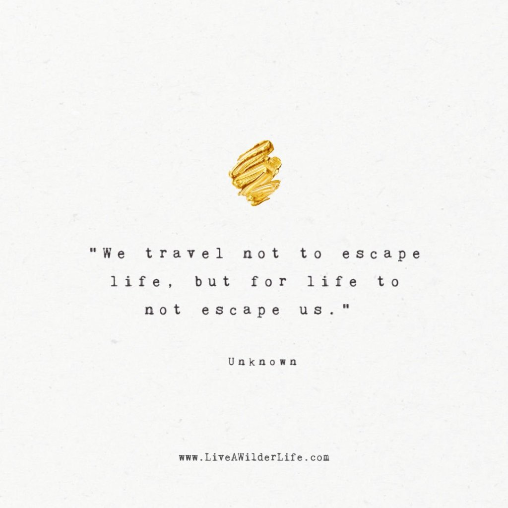 40 Family Vacation Quotes To Inspire Your Wanderlust Live A Wilder Life