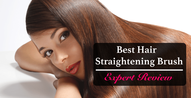 15 Best Hair Straightening Brush Reviews Electric 2017