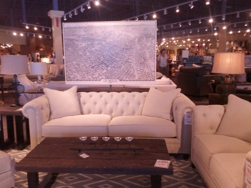 Where to Shop in Scottsdale AZ: Living Spaces Home Furnishings ...