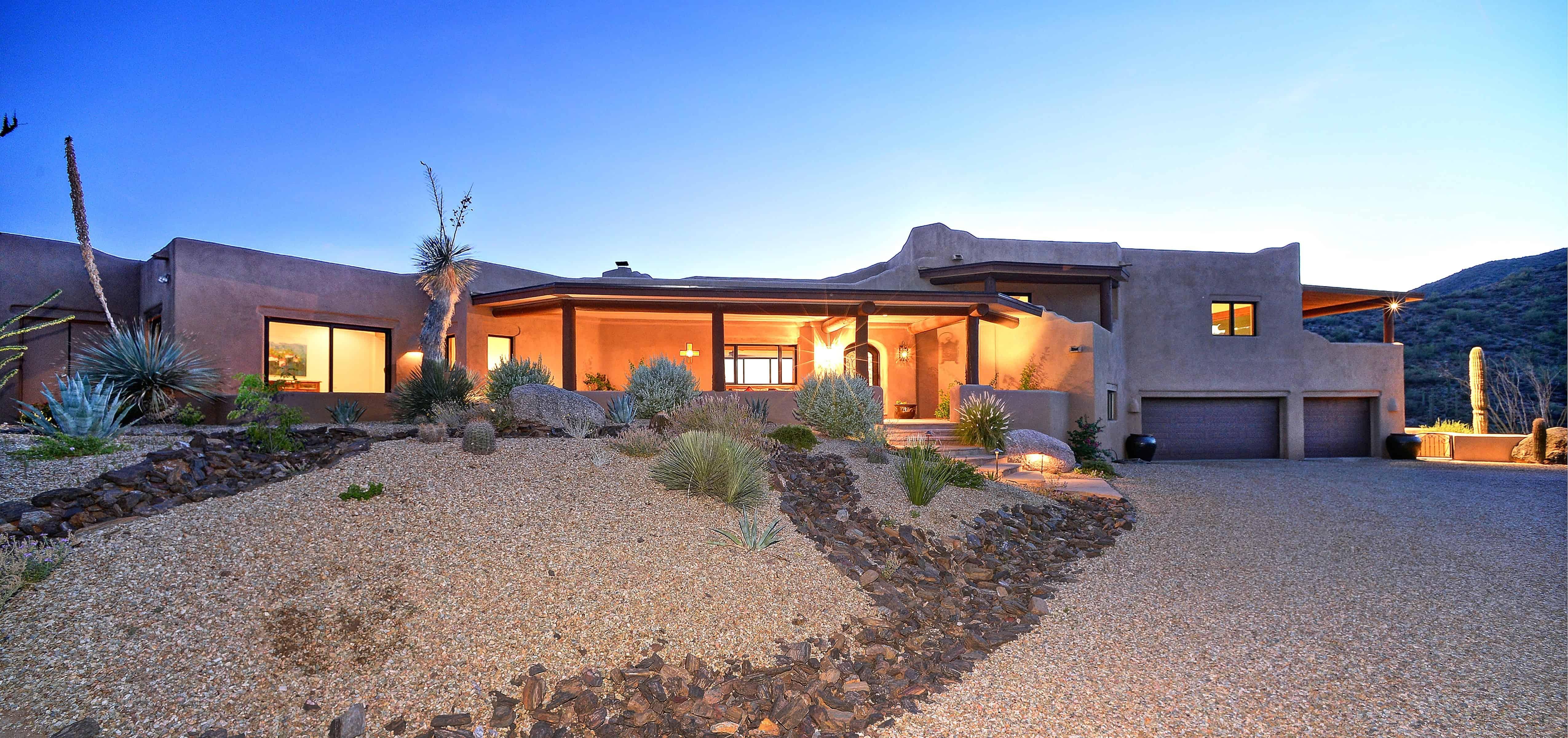 Scottsdale AZ Luxury Home